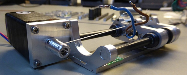 Soldering Robot – Head Assembly