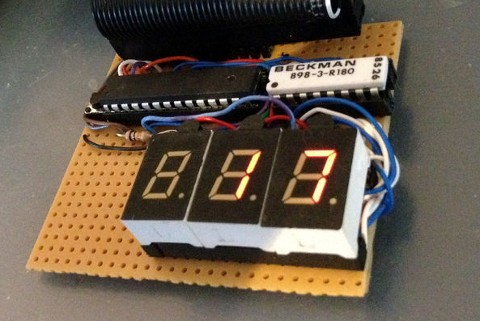 Make your own Raspberry Pi 2 DIY LED LAN device counter