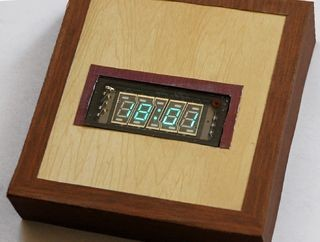 Harnessing discarded VFDs for Arduino-powered clocks
