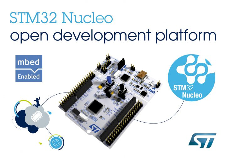 Let's code with STM32 Nucleo Open Development Platform
