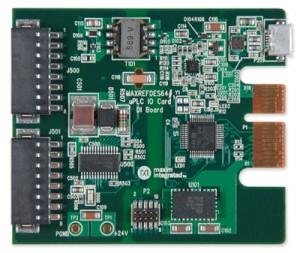 8-Channel, Digital-Input Micro PLC Card