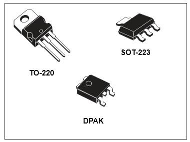 App note: Low drop fixed and adjustable positive voltage regulators