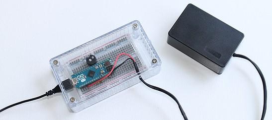 Arduino Projects 3/3: A DIY Seizure Alarm based on Arduino Micro