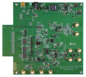 18-bit Precision Data Acquisition System