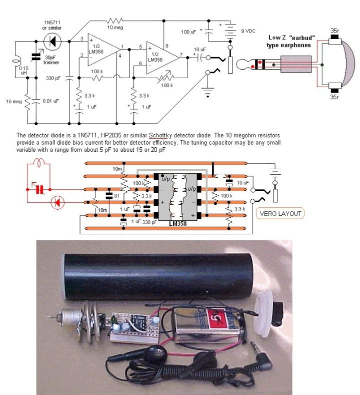 Aircraft Transmission Receiver