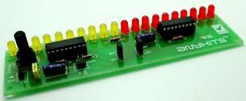 0-20V Bargraph Voltmeter