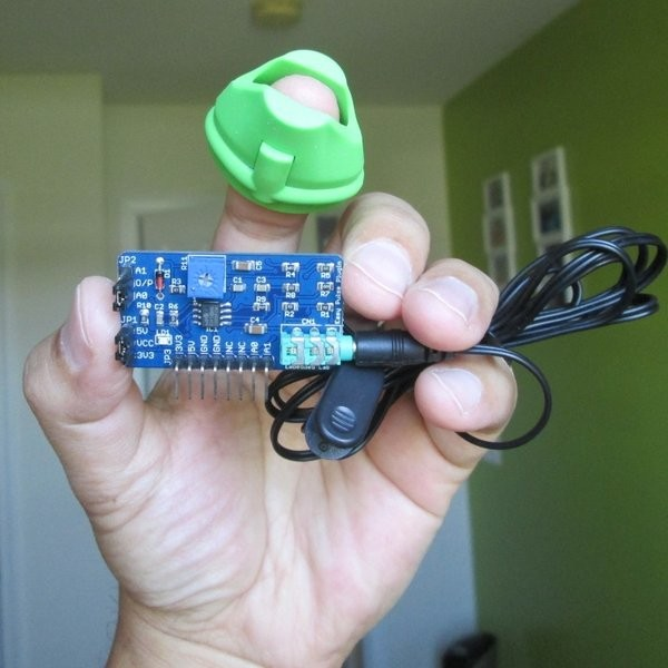 Easy Pulse Plugin: open source Arduino compatible oxymeter