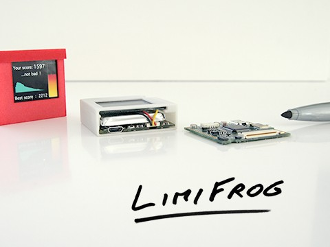 LimiFrog – Ultra-compact prototyping. For IoT and much more.