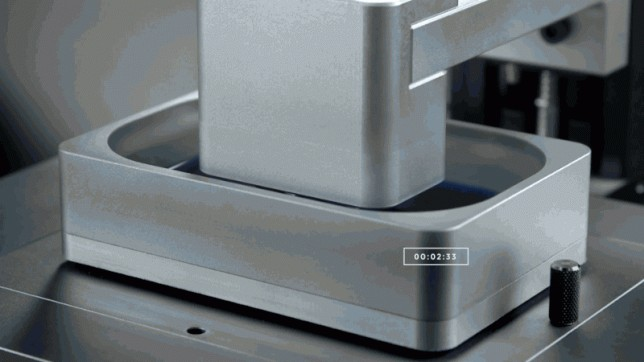 Carbon3D world fastest 3D printer gets $100 Million from Google