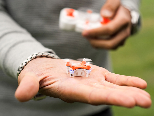 SKEYE Pico Drone – World's Smallest & Cutest Drone to Ever Hit the Sky