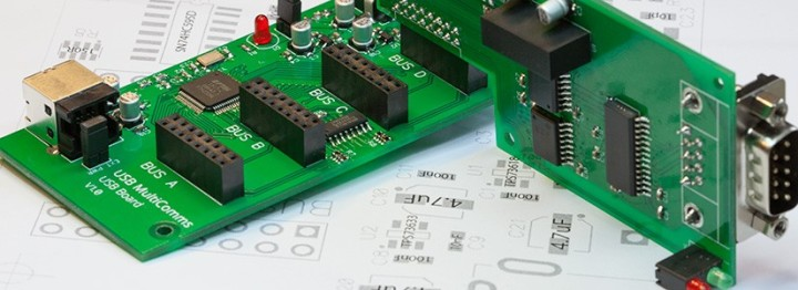 USB MultiComms Part One – USB Board