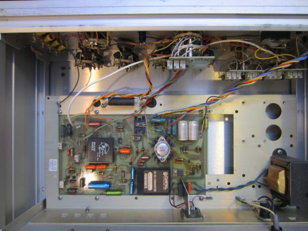 EDC/Krohn-Hite MV216A DC voltage standard teardown and Tempco measurement