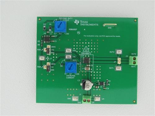 DRV8871 – 3.6A Brushed DC Motor Driver
