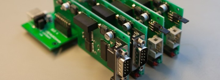 USB MultiComms Part Three – UART Board