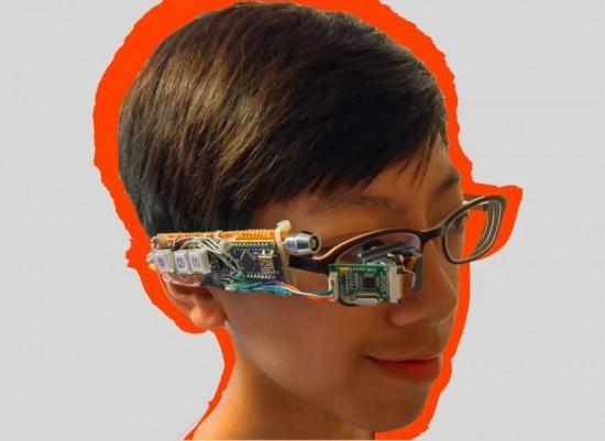 Make your DIY smart glasses running on Arduino
