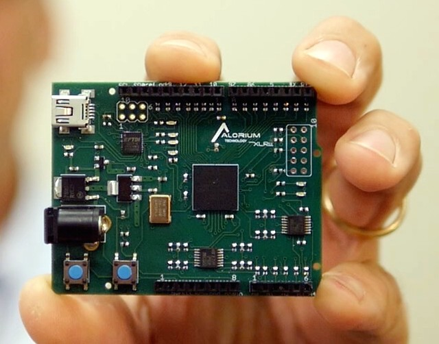 XLR8: Arduino-compatible FPGA-based Application Accelerator