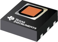 HDC1050 – low power Humidity and Temperature sensor