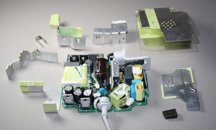 Macbook Charger Teardown: The surprising complexity inside Apple's power adapter