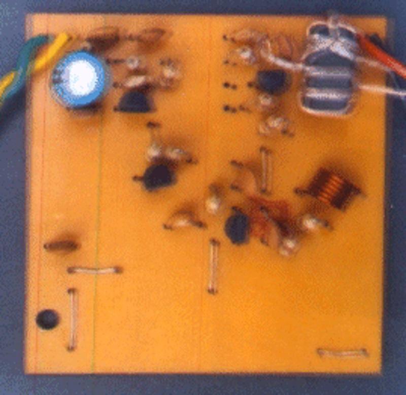 A 4 Kilometer Range 100MHz FM Transmitter Circuit