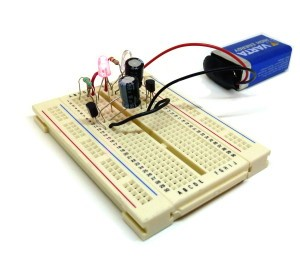 """Component Kit for """"Getting Started With Electronics"""""""