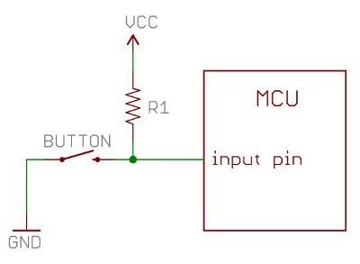 Back to basics – pull-up resistors
