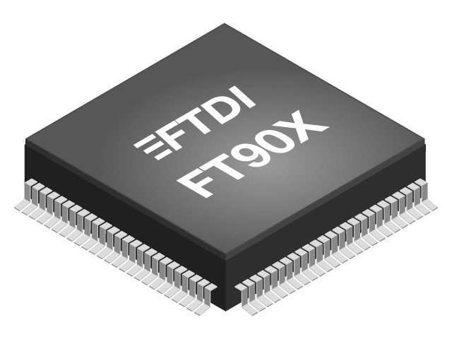 FT900 – flexible bridge between interfaces