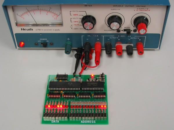 Mini version of the OSI-300 trainer