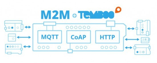 You Can Build Arduino multi-device Networks with Temboo