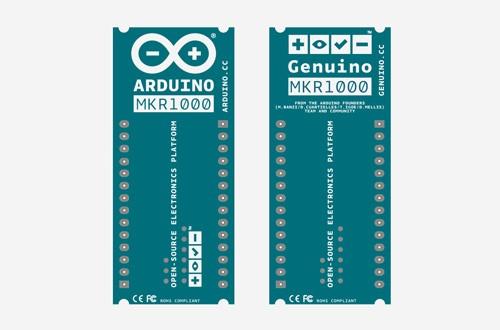 Arduino MKR1000 – 32-bit board with WiFi
