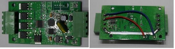 ESP8266 WiFI LED controller hack