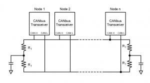 Circuit Protection for CANbus