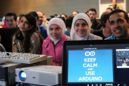 Save the date for Arduino Day 2016: Saturday April 2nd