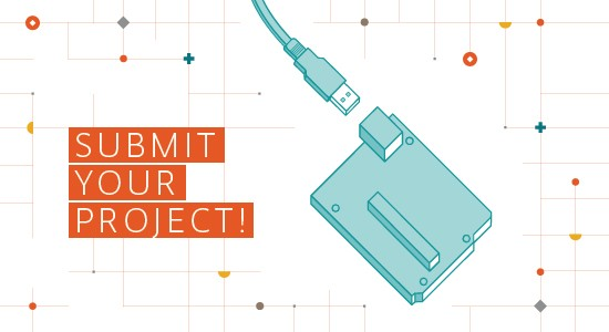 Submit or import your project on Project Hub