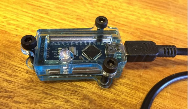 Developing an IR remote and Software controller