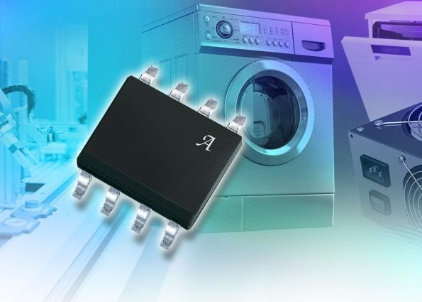 ACS730 – Hall-effect current sensor with 1MHz bandwidth