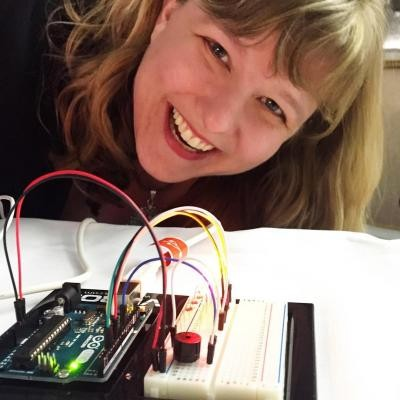 DrupalCon 2016 interview with Amber Matz | Drupal meets IoT