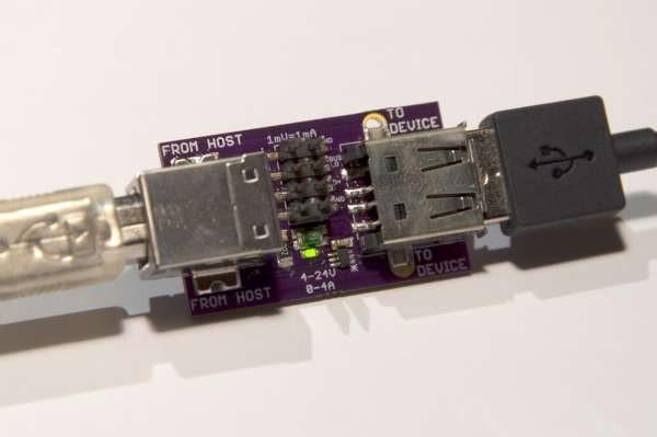 USBuddy: USB development tool