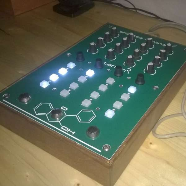 MIDI controller – Tannin 2