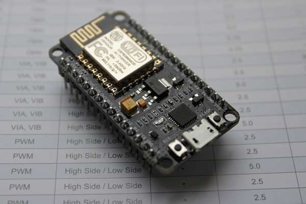 Running NodeMCU on a battery: ESP8266 low power consumption revisited
