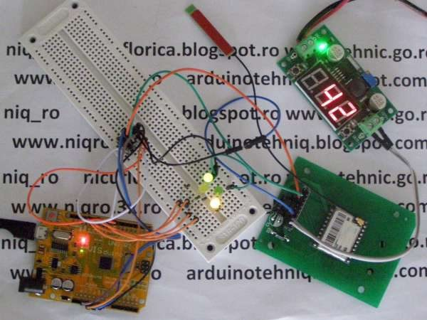 GPRS module with M590 for SMS projects