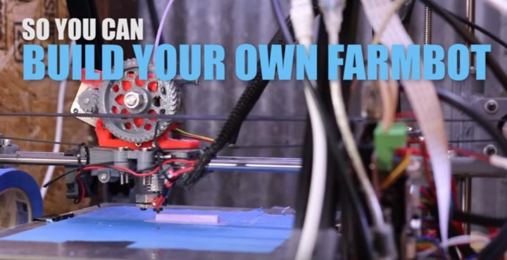 Farmbot rises farming to next level