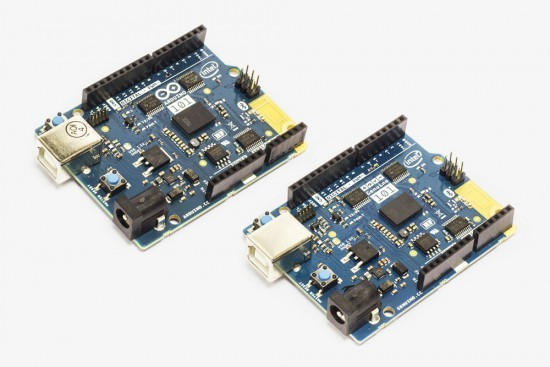 Intel releases an improved version of the Arduino 101 core!