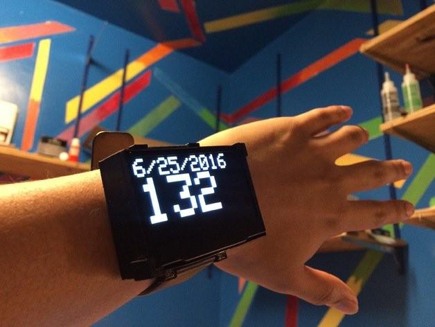 Grandaddy OLED Watch