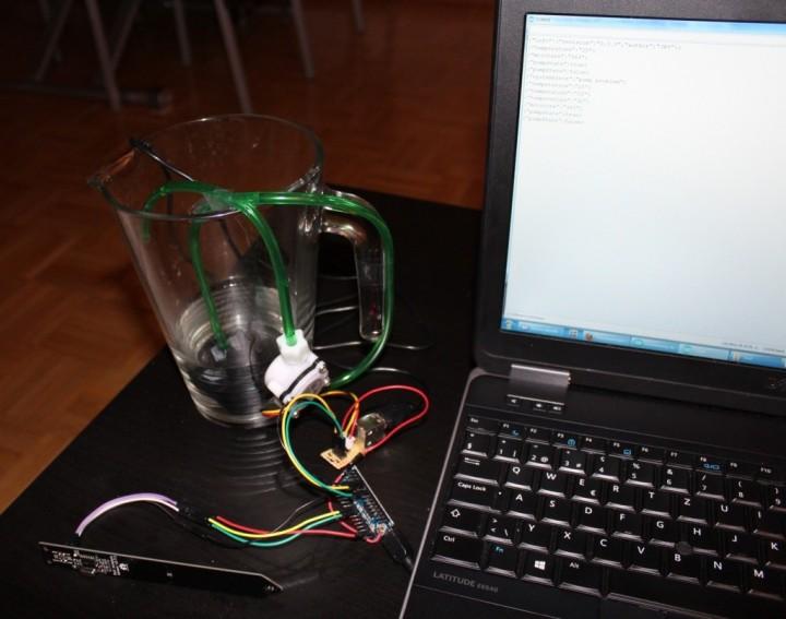 SmartWatering – Arduino plant watering
