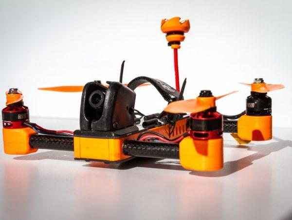 215 Hopper FPV rebuild