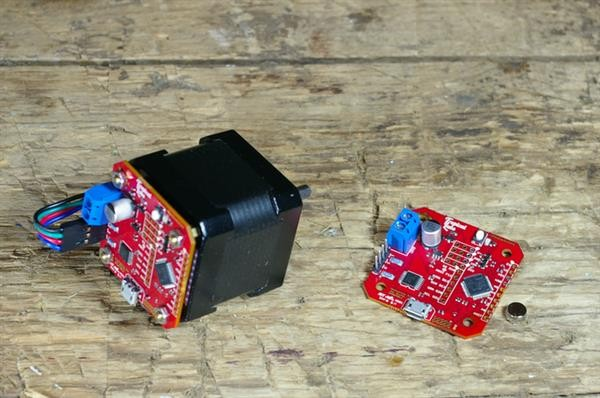 Mechaduino: an open-source industrial servo motor for 3D printers, CNC machines & more