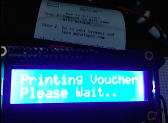 Build your own coin-operated Wi-Fi hotspot ticketing system