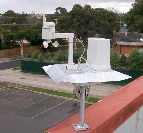 Arduino Weather Station