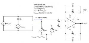 Using op amps to reduce near-field EMI on PCBs