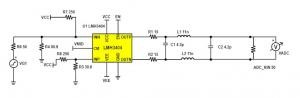 Amplifier to ADC Interface